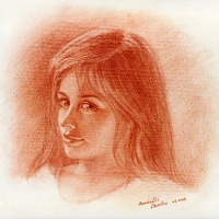 004. портрет на заказ Киров
