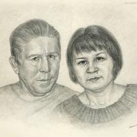 007-1. портрет на заказ Киров