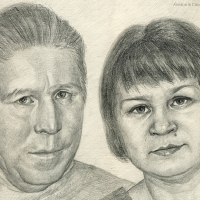 007-2. портрет на заказ Киров