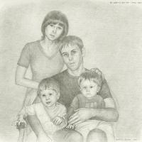 008. портрет на заказ Киров