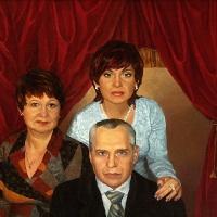 006. портрет на заказ Киров